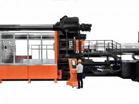 Máquinas de Injeção de 700 Ton até 6.500 Ton. Série SM.